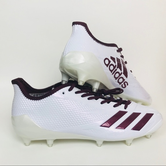 online store 019dc 2ea6c Adidas Adizero 5 Star 6.0 Football Cleats BW1084
